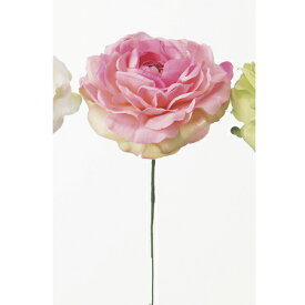 即日 【造花】アスカ/ラナンキュラスピック クリームピンク/A-32131-3C《 造花(アーティフィシャルフラワー) 造花 花材「ら行」 ラナンキュラス 》