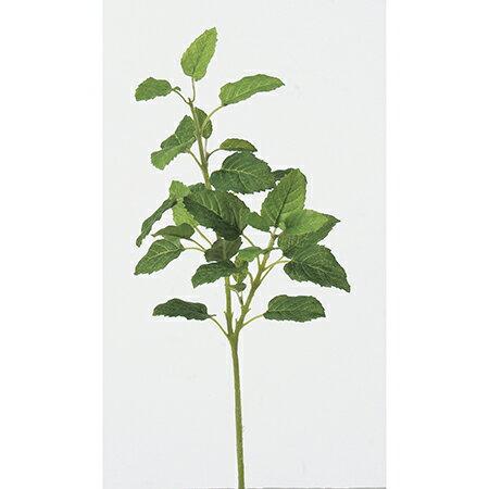 即日 【造花】アスカ/ミント グリーン/A-41636-51A《 造花(アーティフィシャルフラワー) 造花葉物、フェイクグリーン ミント 》