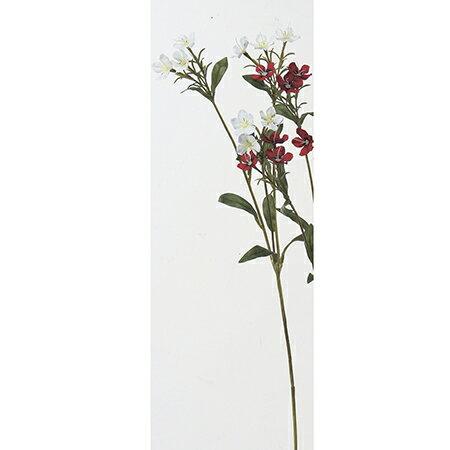 【造花】アスカ/ナデシコ×9 ホワイト/A-32327-1【01】【取寄】《 造花(アーティフィシャルフラワー) 造花 花材「な行」 ナデシコ 》