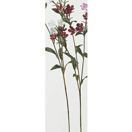 【造花】アスカ/ナデシコ×9 レッド/A-32327-2【01】【取寄】《 造花(アーティフィシャルフラワー) 造花 花材「な行」 ナデシコ 》