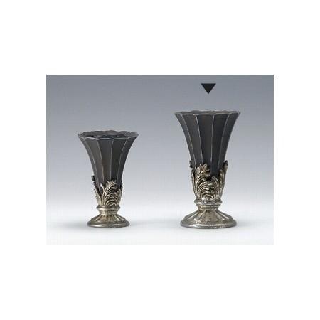 即日★クレイ/HERITAGE ショートM ANTIQUE GRAY/150-312-872《 花器、リース 花器・花瓶 陶器花器 》