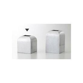 クレイ/MATSUDA2 17H SILVER/570-295-700【01】【取寄】《 花器、リース 花器・花瓶 ブリキ・アイアン・アルミ花器 》