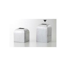 クレイ/MATSUDA2 23H SILVER/570-296-700【01】【取寄】《 花器、リース 花器・花瓶 ブリキ・アイアン・アルミ花器 》