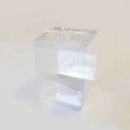 即日★クリアケース 4S(はなどんやオリジナル)【00】【激安】[10枚]《 ラッピング用品 ・梱包資材 ラッピング箱・梱包箱 クリアケース(ボックス) 》