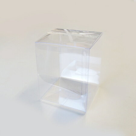 即日★クリアケース S(はなどんやオリジナル)【00】【激安】[10枚]《 ラッピング用品 ・梱包資材 ラッピング箱・梱包箱 クリアケース(ボックス) 》