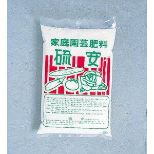 硫安 1Kg/1199111【01】【取寄】ガーデニング用品 肥料、農薬 肥料 手作り 材料