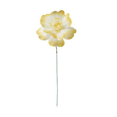 【造花】パルファム (CMパルファム) ヤマブキ/61-34321-36【01】【01】【取寄】《 造花(アーティフィシャルフラワー) 造花 花材「は行」 その他「は行」造花花材 》