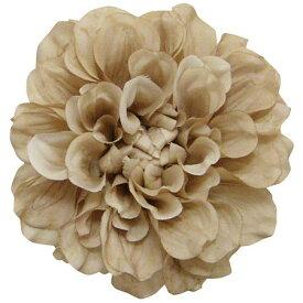 即日 【造花】S−5003 フランシスダリア ベージュ/66-40899-0《 造花(アーティフィシャルフラワー) 造花 花材「た行」 ダリア 》