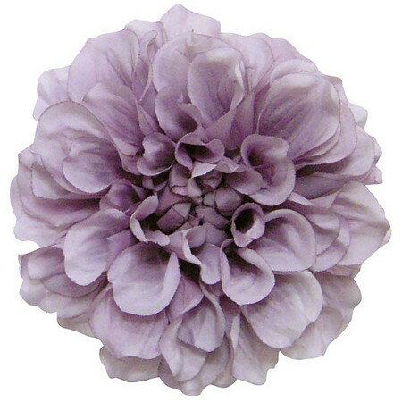 即日★【造花】S−5003 フランシスダリア ラベンダー/66-41070-0《 造花(アーティフィシャルフラワー) 造花 花材「た行」 ダリア 》