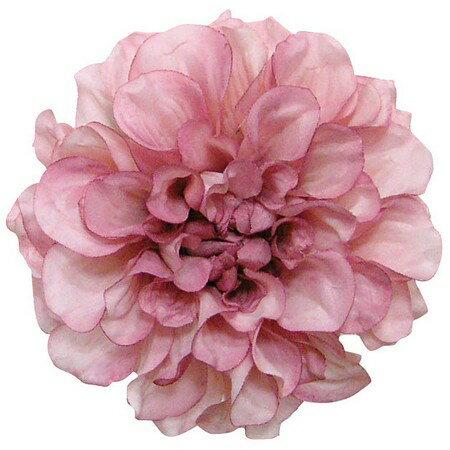 即日 【造花】S−5003 フランシスダリア モーブピンク/66-41087-0《 造花(アーティフィシャルフラワー) 造花 花材「た行」 ダリア 》