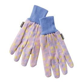 paseo/ガーデングローブ(ショート)/EB-02PR【01】【取寄】[6個] ガーデニング用品 ファッション 手袋・グローブ