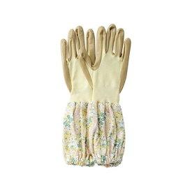 paseo/ガーデングローブ(アームカバー付き)/EB-45PY【01】【取寄】[6個] ガーデニング用品 ファッション 手袋・グローブ