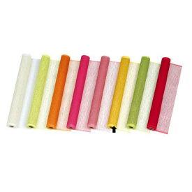 東京リボン/ネイティブ・ガーデン65C×15 バナナイエロー/36-75700-2【01】【取寄】《 ラッピング用品 ・梱包資材 ラッピングペーパー(包装紙) 包装紙(ロール) 》