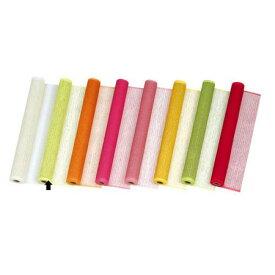 東京リボン/ネイティブ・ガーデン65C×15 シトラスイエロー/36-75700-36【01】【取寄】《 ラッピング用品 ・梱包資材 ラッピングペーパー(包装紙) 包装紙(ロール) 》