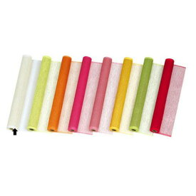 東京リボン/ネイティブ・ガーデン65C×15 ナチュラルホワイ/36-75700-56【01】【取寄】《 ラッピング用品 ・梱包資材 ラッピングペーパー(包装紙) 包装紙(ロール) 》