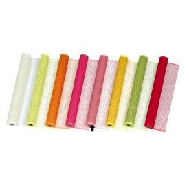 東京リボン/ネイティブ・ガーデン65C×15 グアバピン/36-75700-60【01】【取寄】《 ラッピング用品 ・梱包資材 ラッピングペーパー(包装紙) 包装紙(ロール) 》