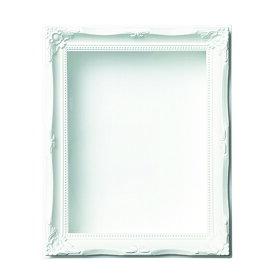 ミレニアムアート/ルネッサンスフレーム NewLサイズ ホワイト /ML896-01【01】【取寄】《 花器、リース 花器・花瓶 フレーム花器 》