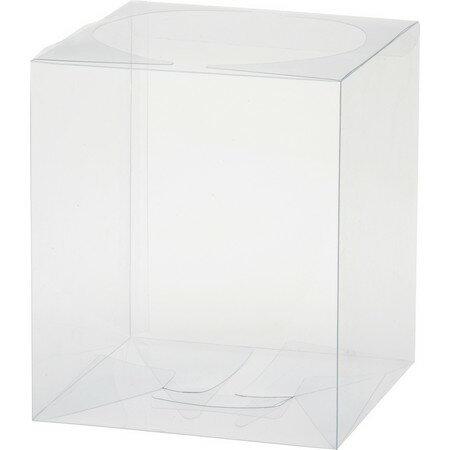 即日★YDM/クリアボックスL10P(180*210)/MB0006【00】《 ラッピング用品 ・梱包資材 ラッピング箱・梱包箱 クリアケース(ボックス) 》