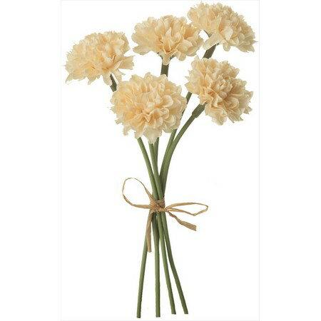 【造花】YDM/ミニピンポンマムピック/FB2346-BE《 造花(アーティフィシャルフラワー) 造花 花材「か行」 キク(菊)・ピンポンマム 》