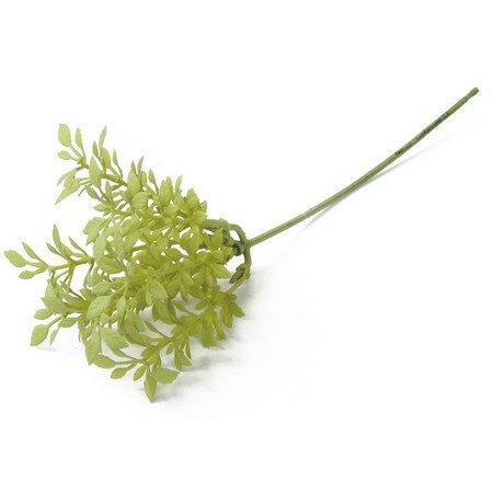 【造花】YDM/ティーリーフピック イエローグリーン/FG4616-YGR《造花(アーティフィシャルフラワー) 造花葉物 ティーリーフ》