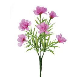 即日 大特価◎【造花】YDM/ナデシコブッシュ ピンク/FB2403-P《 造花(アーティフィシャルフラワー) 造花 花材「な行」 その他「な行」造花花材 》