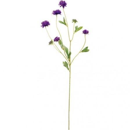 【造花】YDM/コーンフラワー パープル/FA6466-PU【01】【01】【取寄】《造花(アーティフィシャルフラワー) 造花 「か行」 コーンフラワー》