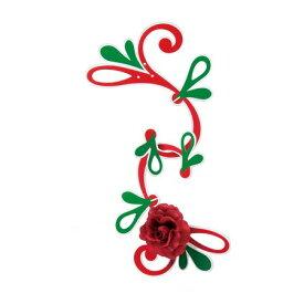 【造花】YDM/ペーパープランツデコローズ2P レッド/PAH0012-R【01】【01】【取寄】《 店舗ディスプレイ インテリア ウォールデコ・壁掛け 》