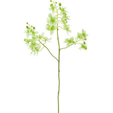 【造花】YDM/マイクロシンビジューム グリーン/FA6977-GR【01】【01】【取寄】《 造花(アーティフィシャルフラワー) 造花 花材「さ行」 シンビジューム 》