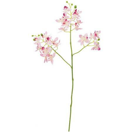 【造花】YDM/マイクロシンビジューム ピンク/FA6977-P【01】【取寄】《 造花(アーティフィシャルフラワー) 造花 花材「さ行」 シンビジューム 》