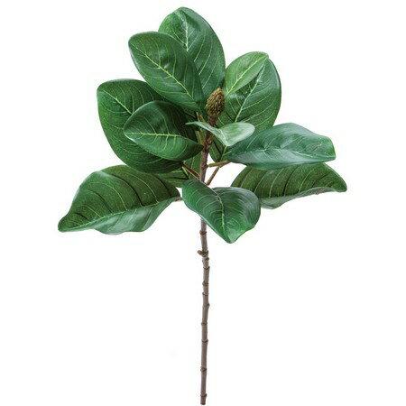 大特価◎【造花】YDM/マグノリアリーフスプレー グリーン/FG4657-GR【01】【01】【取寄】《 造花(アーティフィシャルフラワー) 造花 花材「ま行」 モクレン(木蓮)・マグノリア 》