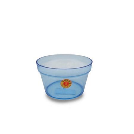 セロン/スプラウトポット 丸型ブルー ブルー /G0641【01】【取寄】《 ガーデニング用品 ポット・鉢 水栽ポット 》