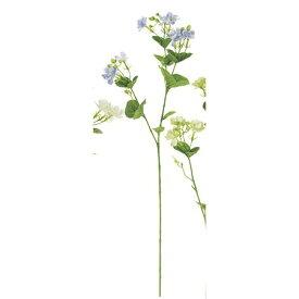 【造花】MAGIQ(東京堂)/カレンジャスミン ライトブルー/FM005009-005【01】【取寄】《 造花(アーティフィシャルフラワー) 造花 花材「さ行」 ジャスミン 》