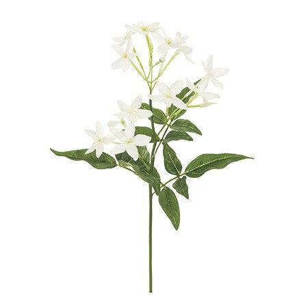 【造花】MAGIQ(東京堂)/レイナジャスミン WHITE/FM009210《 造花(アーティフィシャルフラワー) 造花 花材「さ行」 ジャスミン 》