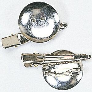 即日 台付ダブルピンS 10コ/AZ000070花資材・道具 ブローチ・コサージュピン、金具 手作り 材料