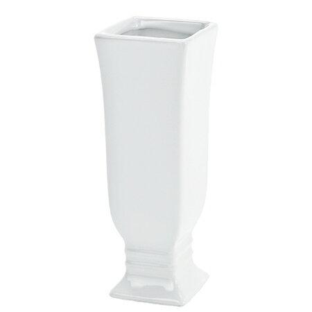 東京堂/ディークトールS シャイニーホワイト /CX000618-001【01】【取寄】《 花器、リース 花器・花瓶 陶器花器 》