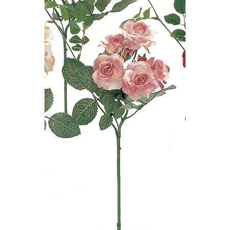 即日★【造花】MAGIQ(東京堂)/パレットローズ #2 PINK 1/FM000120-002|造花 バラ【00】《 造花(アーティフィシャルフラワー) 造花 花材「は行」 バラ 》