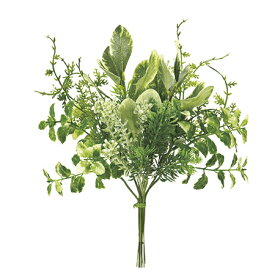 即日 【造花】MAGIQ(東京堂)/フレッシュグラスブーケ LT.GREEN/FG009342《 造花(アーティフィシャルフラワー) 造花葉物、フェイクグリーン その他の造花葉物・フェイクグリーン 》