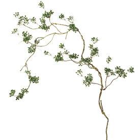 即日 【造花】MAGIQ(東京堂)/ハートリーフ ツイッグガーランド GREEN/FG002609《 造花(アーティフィシャルフラワー) 造花枝物 その他の造花枝物 》