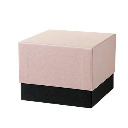 ニューユナボックス #2 ピンク/ブラック/GF000111-002【01】【01】【取寄】《 花器、リース 花器・花瓶 ボックス 》