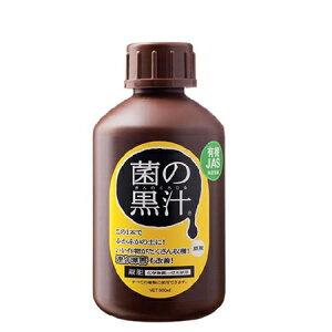 ヤサキ/菌の黒汁 500ml/093838【01】【取寄】ガーデニング用品 肥料、農薬 肥料 手作り 材料