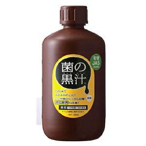 ヤサキ/菌の黒汁 1リットル/093839【01】【取寄】ガーデニング用品 肥料、農薬 肥料 手作り 材料