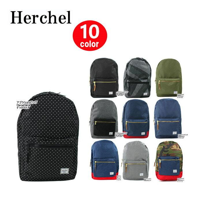ハーシェル サプライ バッグ 10005 STLMNT リュック バックパック デイバッグ 男女兼用 Herchel SUPPLY ブランド ag-754000