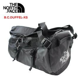 THE NORTH FACE バッグ リュック ボストン BASE CAMP DUFFEL-XS T93ETNJK3-OS TNF ザ・ノース・フェイス BLACK 2WAY リュックサック ボストン ジム ノースフェイス バックパック 男女兼用 ブランド ag-1891