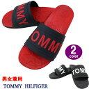 TOMMY HILFIGER サンダル twYEVI トミーヒルフィガー シャワーサンダル メンズ レディース 男性 女性 男女兼用 ラバーサンダル スポーツサンダル ブランド hana-215700