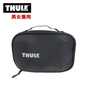 THULE ポーチ TSPW301 3204138 BLACK スーリー Subterra PowerShuttle トラベルケース 男女兼用 ブランド ag-313400
