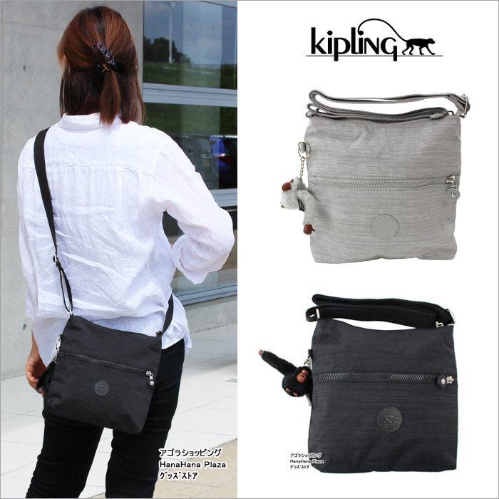 Kipling キプリング バッグ ショルダー K12483 Basic Plus Ewo ミニ ポシェット メッセンジャー モンキー ブランド ag-928000