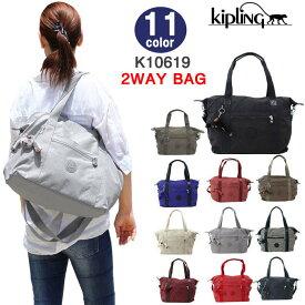 Kipling バッグ K10619 キプリング 2wayバッグ Basic EWO ART ショルダーバッグ トート ナイロン ブランド ag-1159