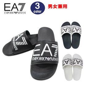 2020 新作 EMPORIO ARMANI EA7 エンポリオ アルマーニ XCP001 XCC22 ロゴ サンダル ビーチ シャワーサンダル 男女兼用 ブランド ag-280100