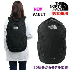 ザ・ノース・フェイス リュック 新作 VAULT ヴォルト NF0A3VY2JK3-OS TNF BLACK 27L THE NORTH FACE リュックサック バックパック ノースフェイス 男女兼用 ab-390500 ブランド