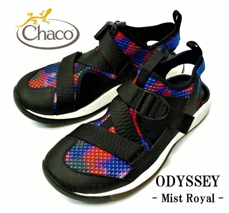 """【送料無料】【Chaco/チャコ】-Ms ODYSSEY """"MIST ROYAL""""/メンズオデッセイ """"ミストロイヤル"""""""